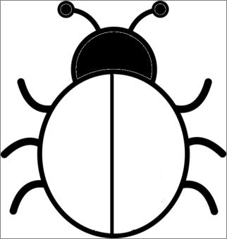 Coccinelle 322 340 les insectes pinterest coccinelles insectes et peinture - Dessin cocinelle ...