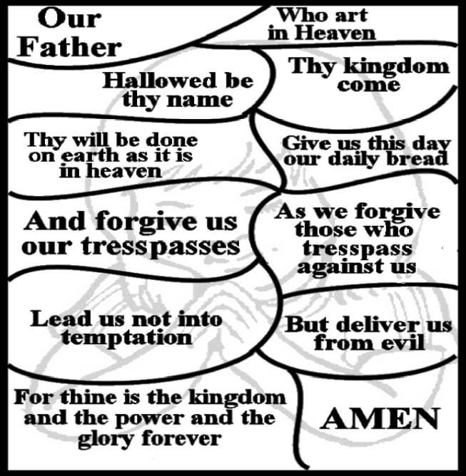 Childrens Bible lesson about the Kingdom of Heaven Story
