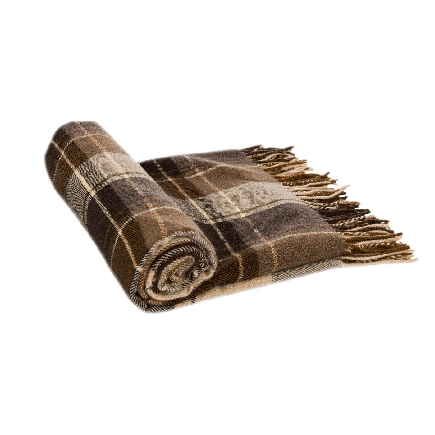 50\ Affiliate ad, Woven throw, Woven, Brown