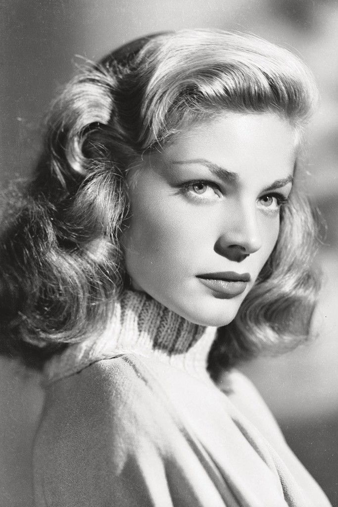 "The Museum at FIT will devote its galleries to her esteemed style with ""Lauren Bacall The Look."" [Photo by Scotty Welbourne/John Kobal Foundation/Getty Images]"