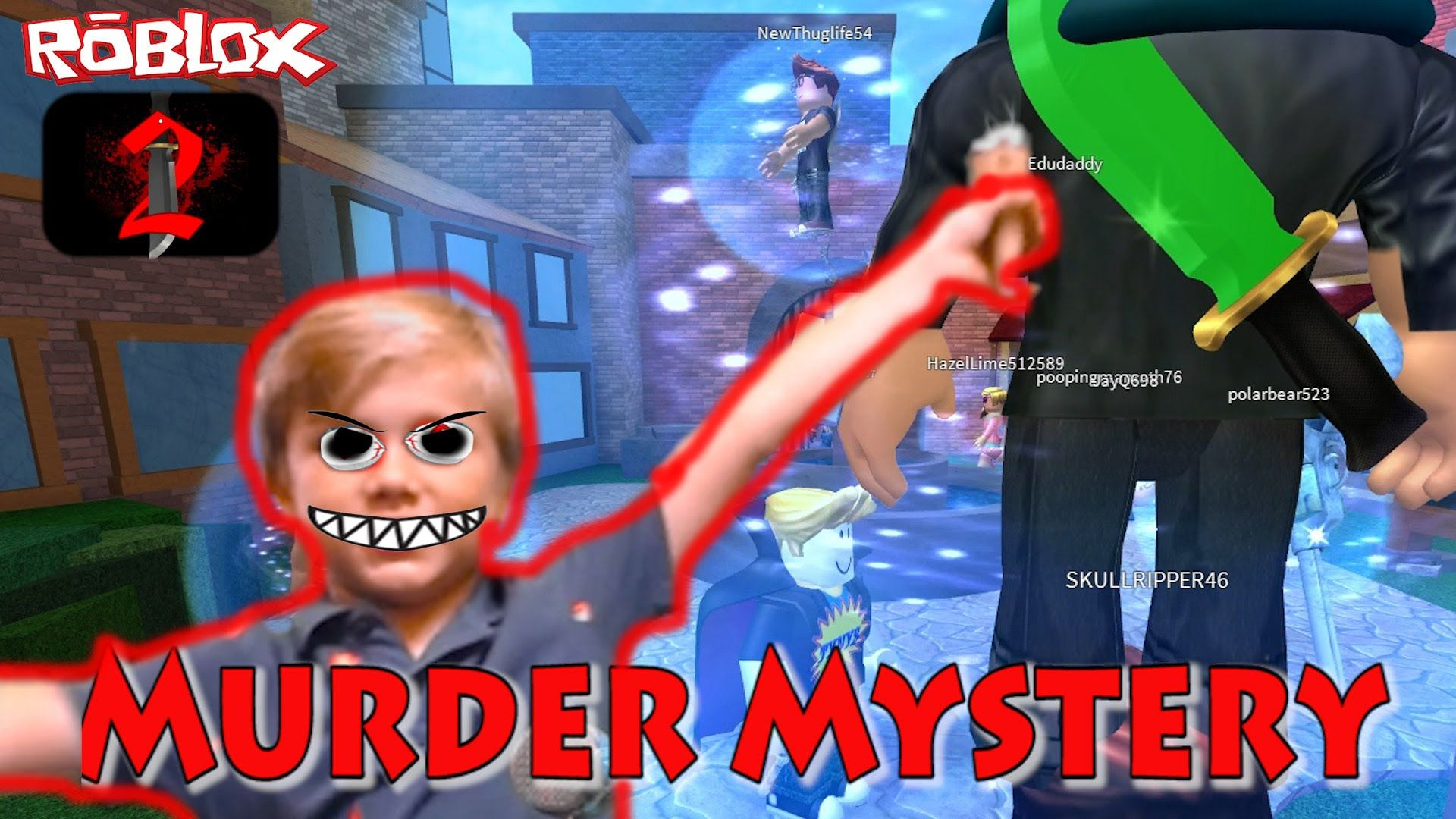 Alek Kool Kat Plays Murder Mystery Roblox | The TYNYS | Mystery