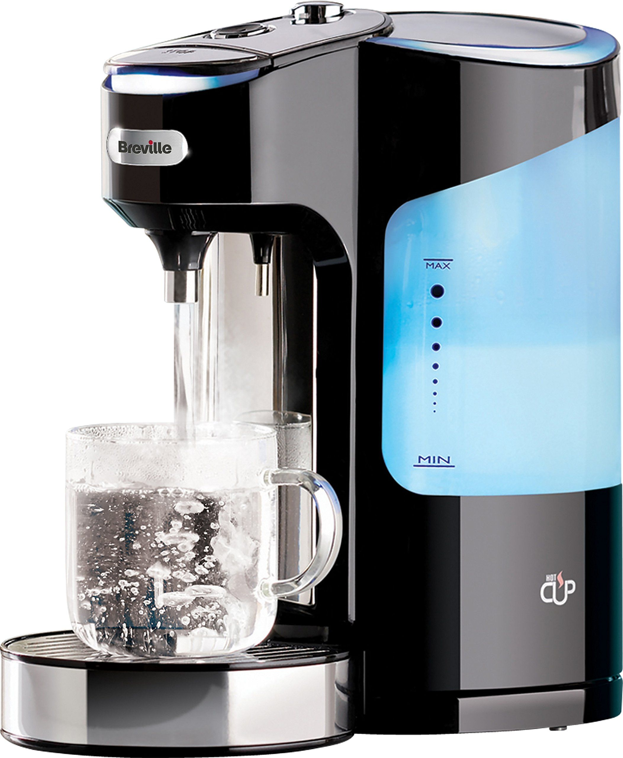 Breville Vkj318 Hot Cup Quick Boil With Variable Dispenser Black Water Dispenser Hot Water Dispensers Electric Jug