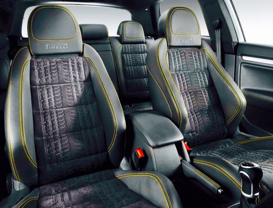 Pirelli edition 30 Golf gti interior | designs | Mk6 gti