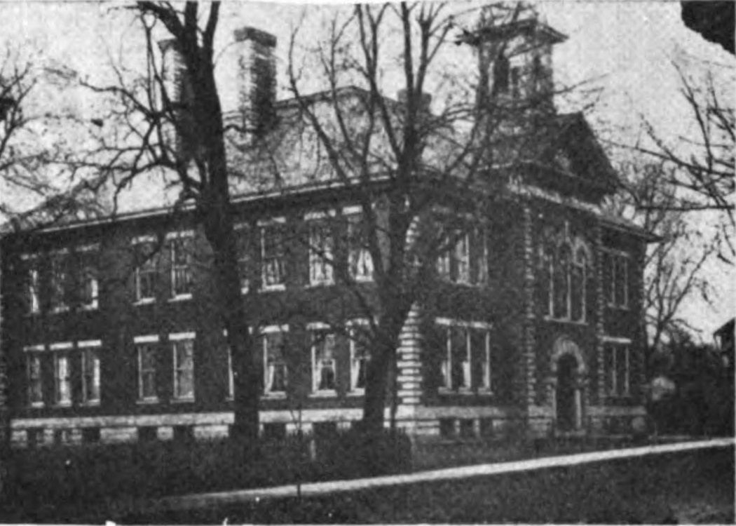 Smithfield School in Jefferson County, Ohio.