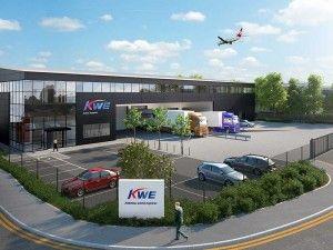 Distribution Centre, Poyle Rd