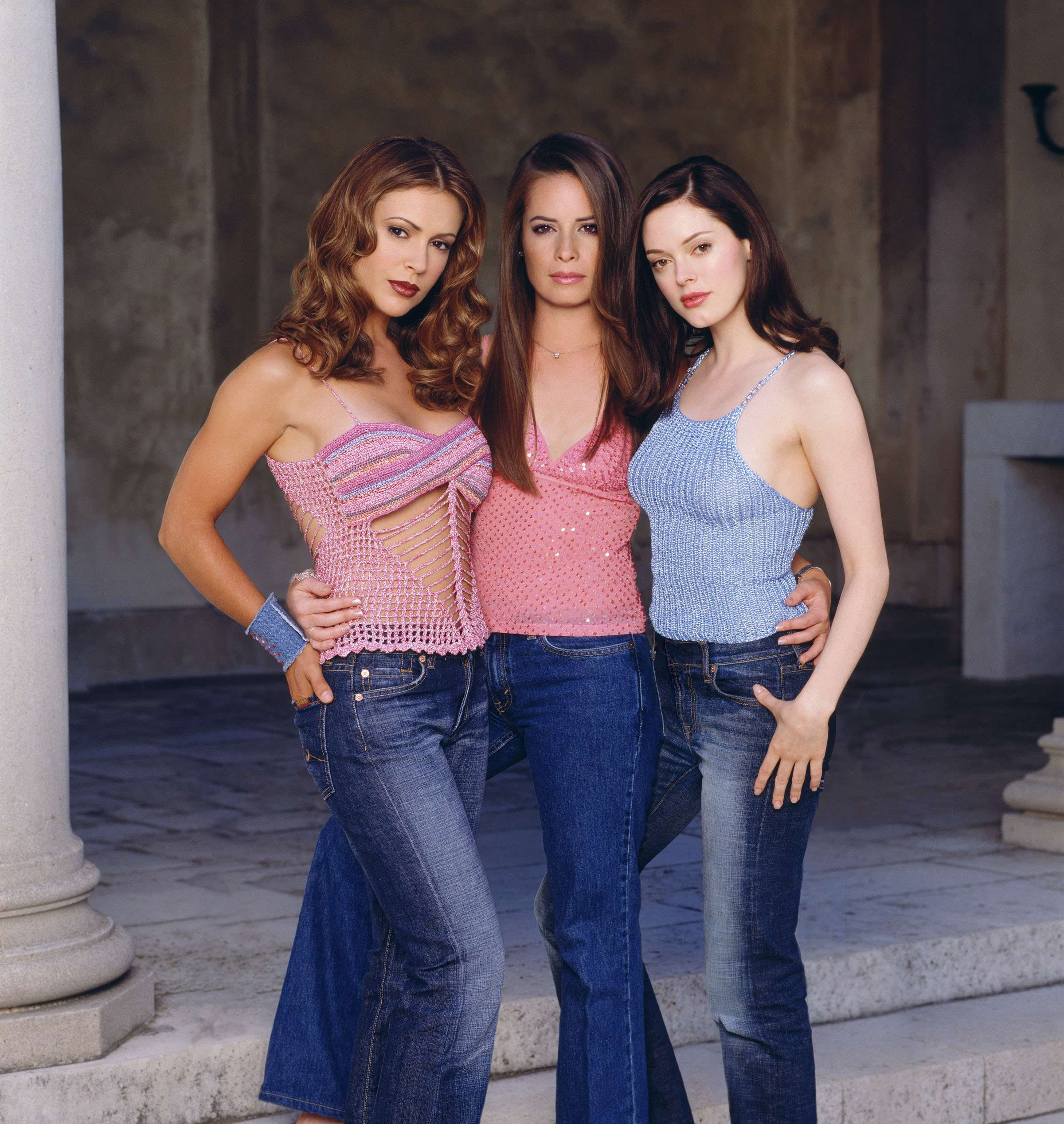 Alyssa Milano Movie Clips pin on tv witches