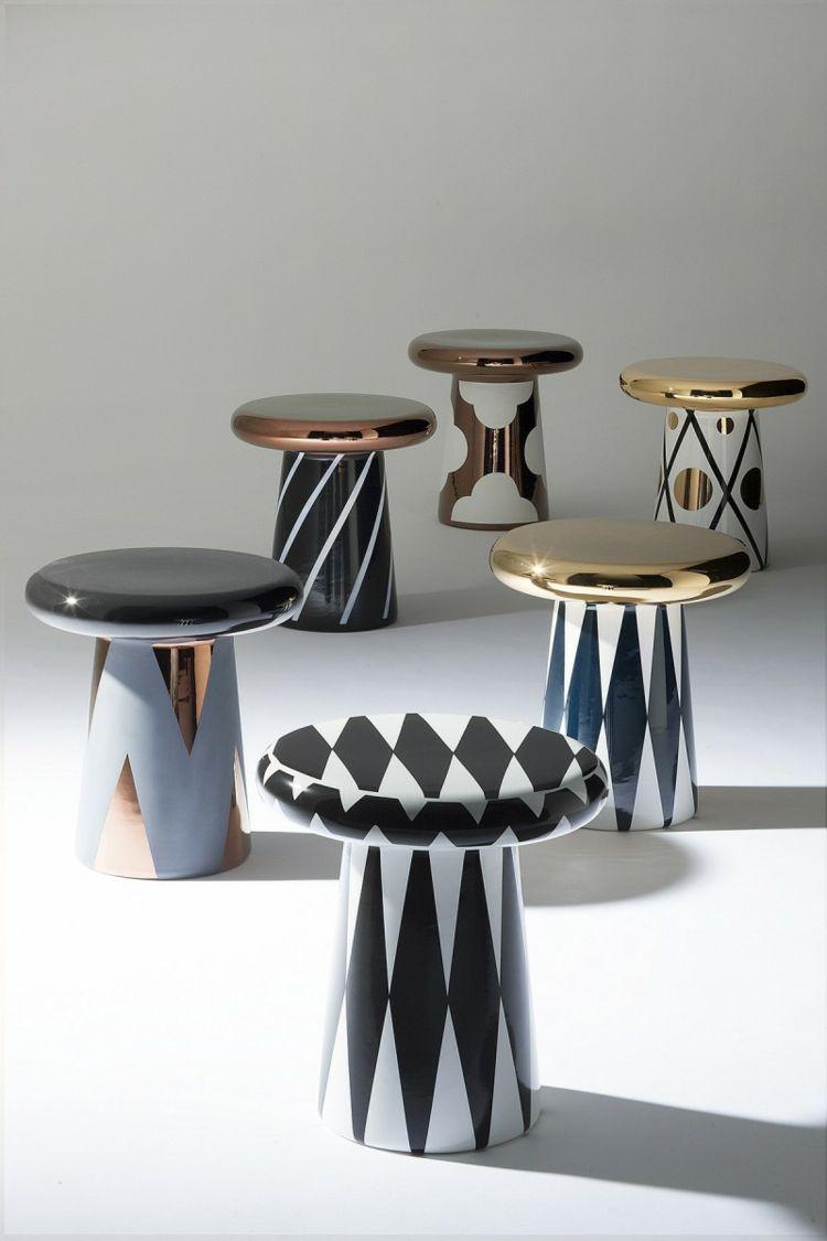 italienische m bel und wohnaccessoires von bosa ceramiche. Black Bedroom Furniture Sets. Home Design Ideas