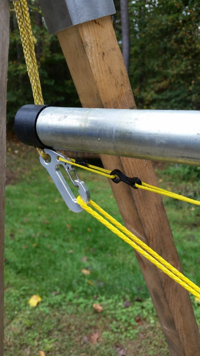 Tato gear hammock stand kit no time skill or tools to build your