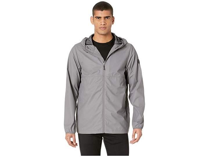 1a8f7016ed Quiksilver Kamakura Rains Men's Coat Hooded Raincoat, Hooded Jacket,  Kamakura, Lightweight Jacket,