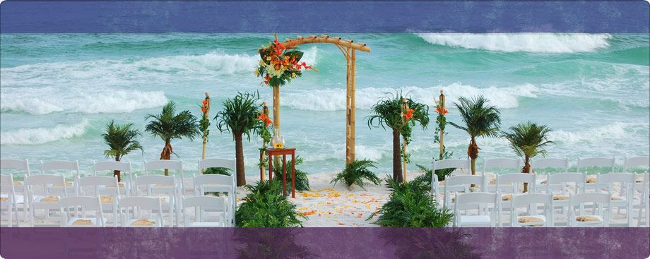 Destin Wedding Packages Bridal Bouquets Wedding Receptions