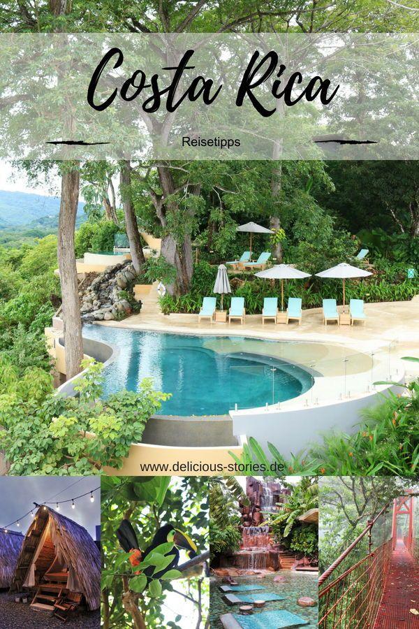 Costa Rica - Pura Vida & Regenwald Abenteuer - Delicious Stories