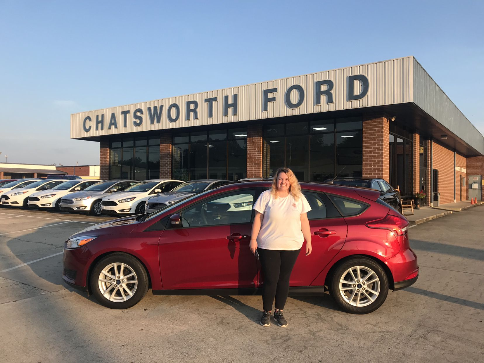 congratulations talara head if chatsworth ga on your new 2016 focus sold by jared langham and cory sims we appreciate your business ford news chatsworth ford pinterest