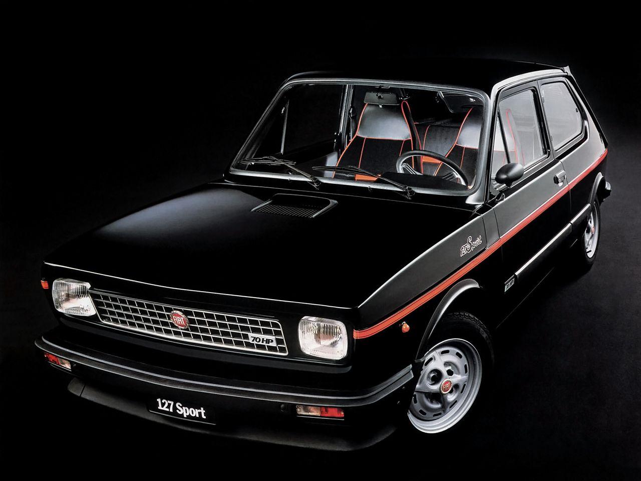 Fiat 127 Sport Triumph Voiture Voitures Retro Voiture Vintage