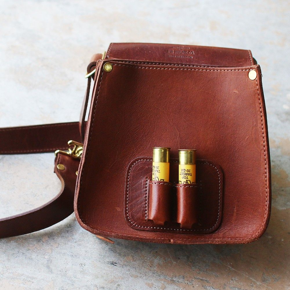 Shell Pouch and Belt Set