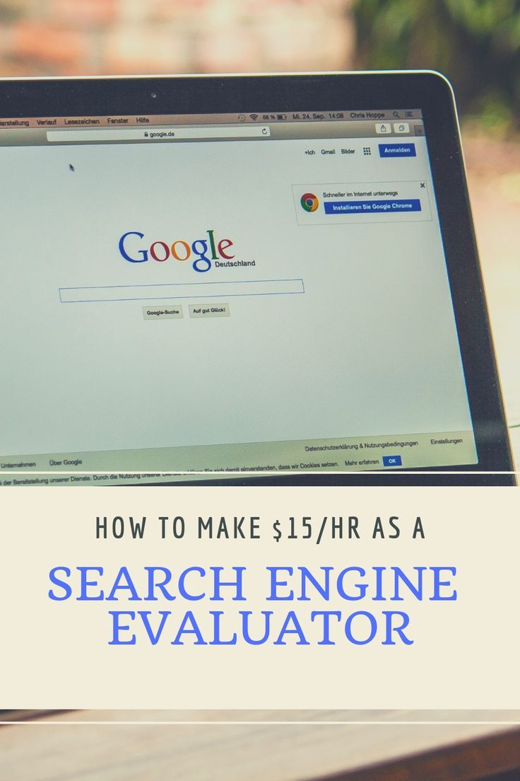 Work At Home Search Engine Evaluator Search engine