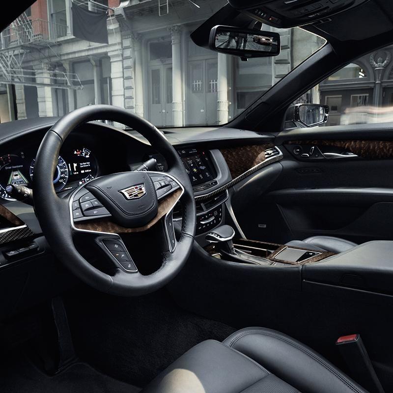 Pin on Cadillac CT6