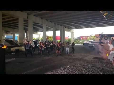 Anahi - Backstage del Videoclip de Rumba