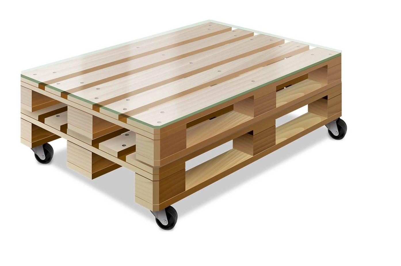 Bauen Sie Einen Hübschen Tisch Aus Paletten Im Angesagten Vintage Look Wie Es Geht Zeigt Die Schritt Für Schritt Paletten Tisch Tisch Bauen Möbel Aus Paletten