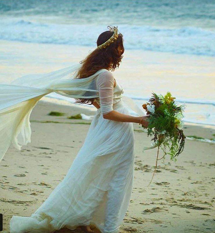 Troian's wedding