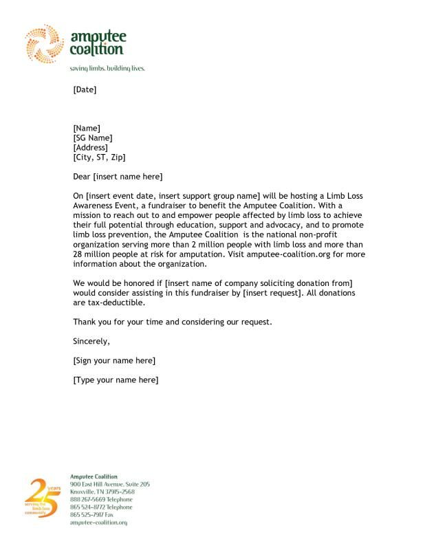 Request For Food Donation Letter from i.pinimg.com