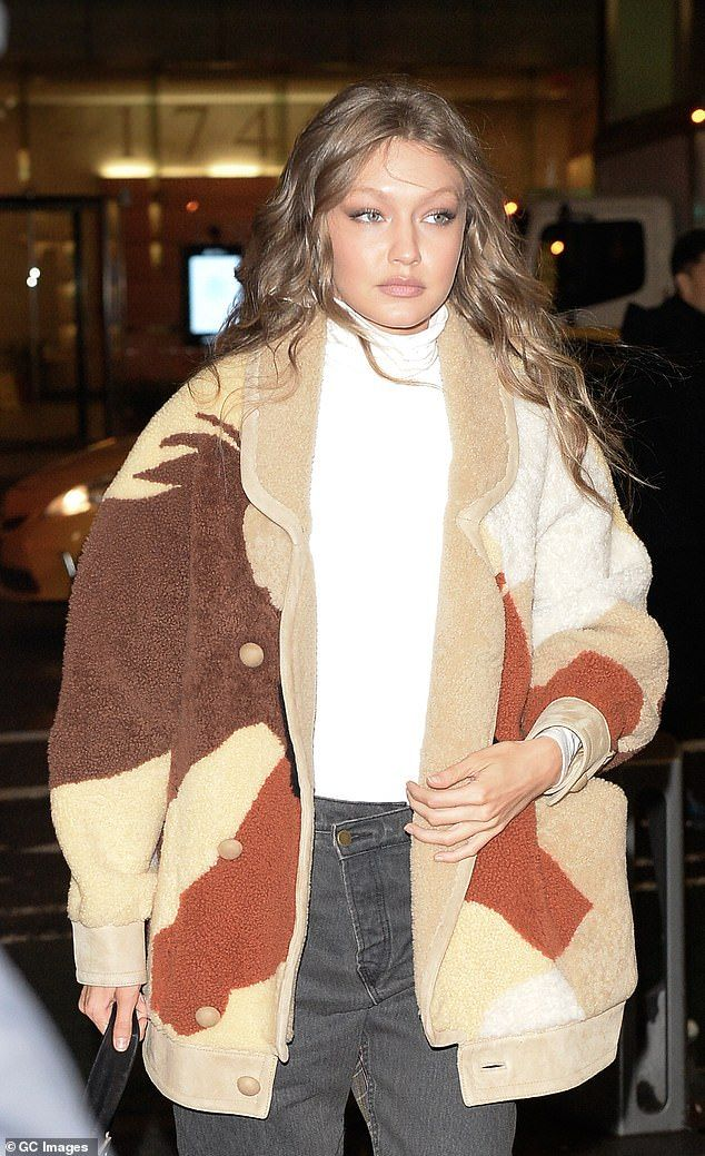 Gigi Hadid glows as she heads to another Victoria's Secret fitting – WhoRunTheWorld♀️
