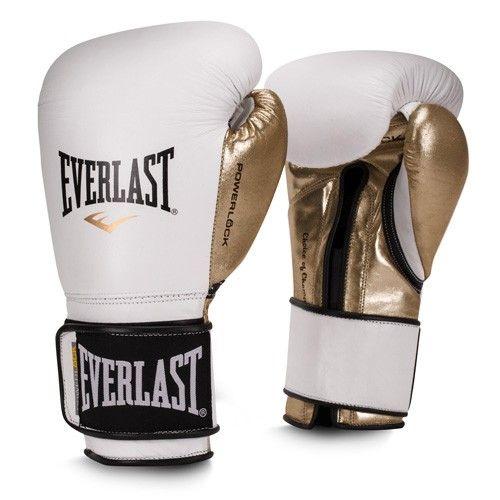 Lock Training Boxing Gloves Sparring Heavy Bag Workout Mitt Work Everlast