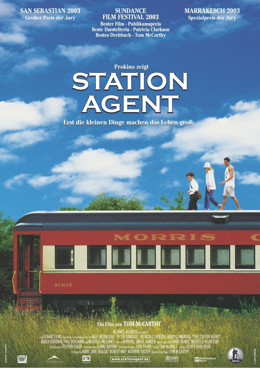 Image result for the station agent