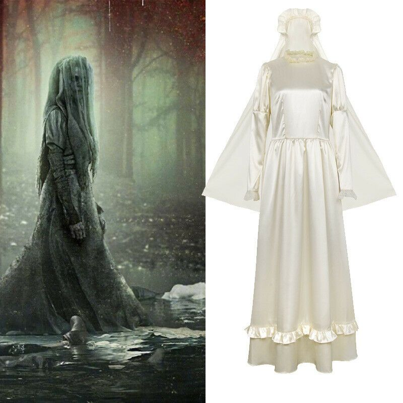 Sponsored)eBay - 2019 The Curse of La Llorona Cosplay