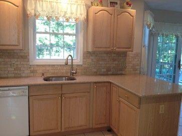 Backsplash Ideas For Stilestone Tea Leaf Quartz | 6,286 Silestone Kalahari  Home Design Photos