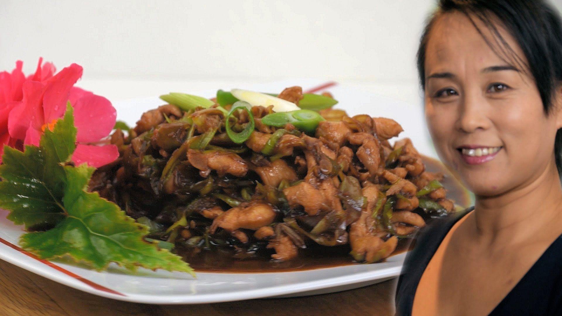 Chinese hoisin chicken recipe chinese chicken recipe youtube food chinese hoisin chicken recipe forumfinder Images