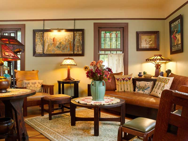 Aladdin s magic living rooms craft and room Arts and crafts living room ideas