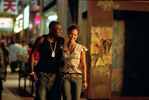Mekhi Phifer And Jessica Alba In Honey 2003 Movies Outfit