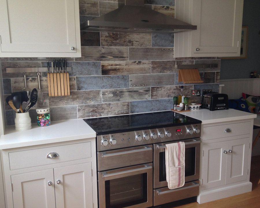 7 Striking Kitchen Splashback Ideas From Customers Wood Effect