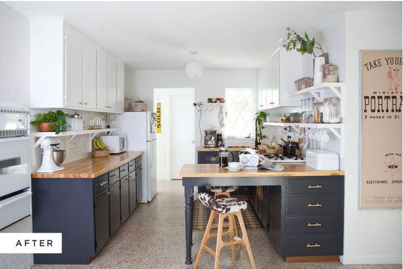 Lujoso Pintura De Muebles De Cocina Nj Imágenes - Ideas de ...