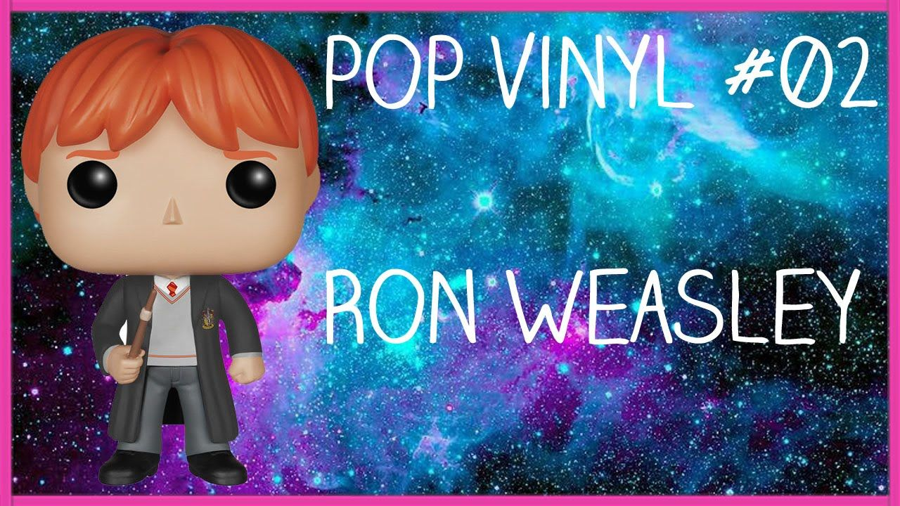 Funko Pop! Vinyl 02 Ron Weasley Review and Unboxing Ron