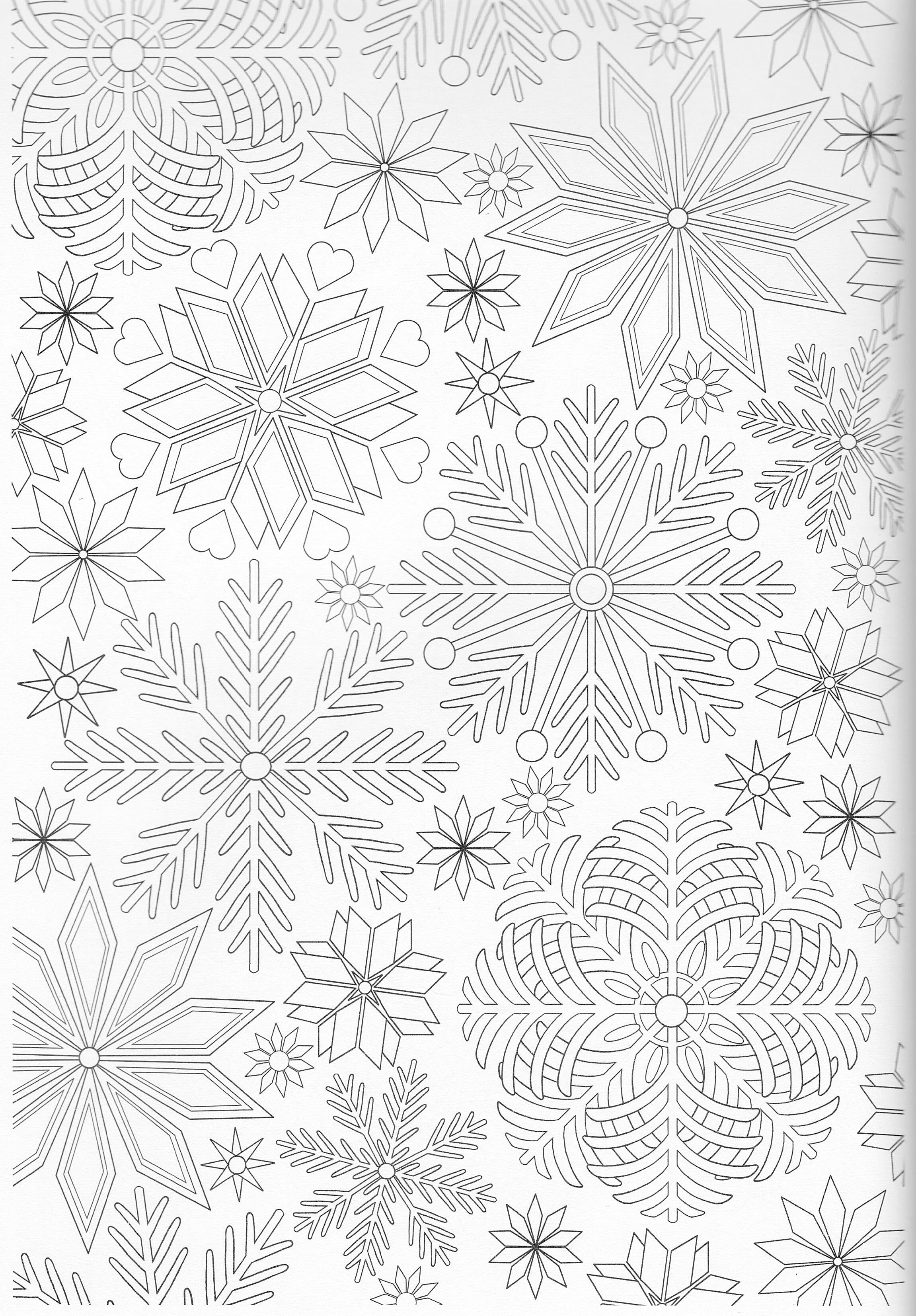 Scandinavian Coloring Book Pg 61 | Rysunki | Pinterest | Colorear ...