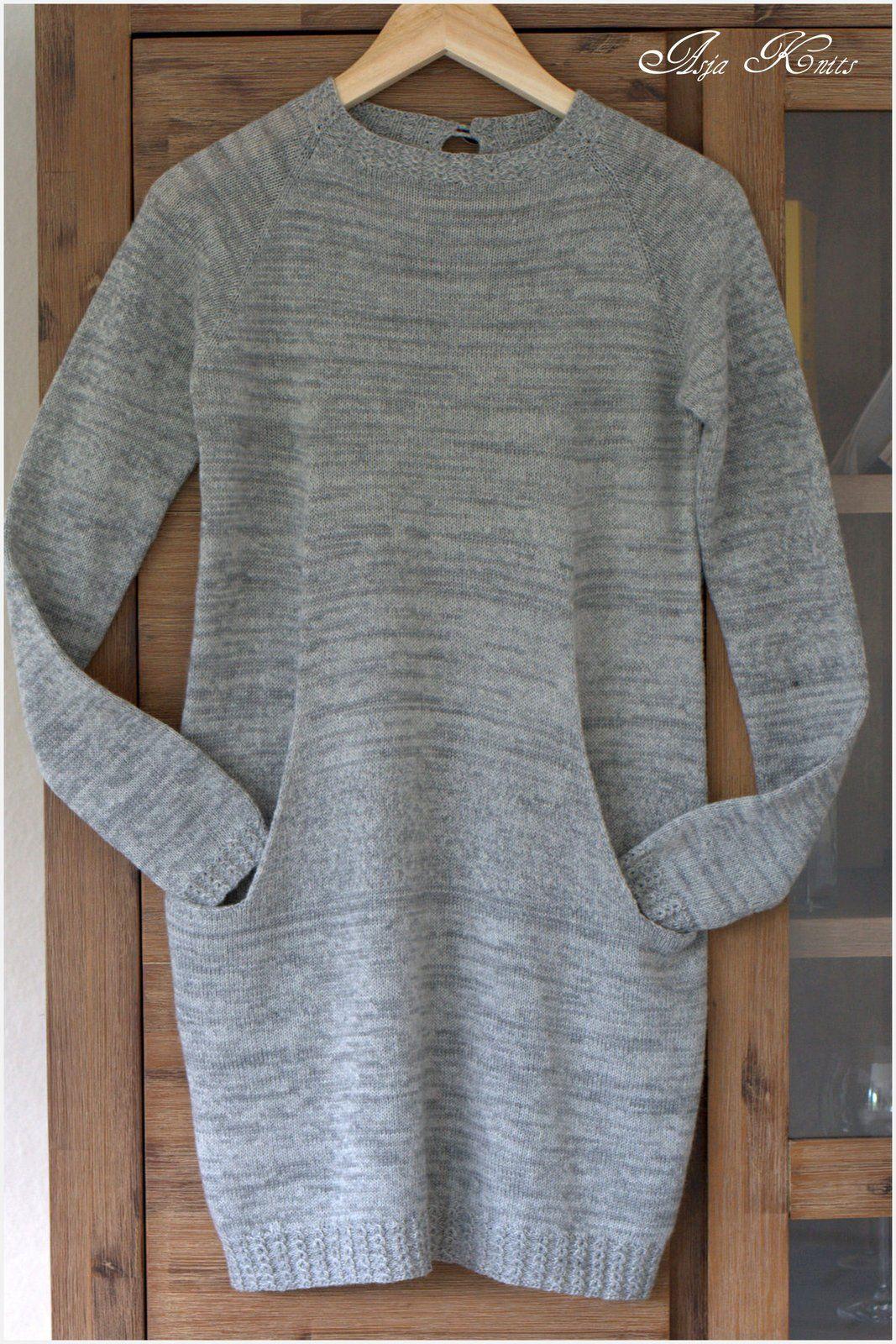 Asja knits: Still Light Tunic - Finished!/ Zakończona!