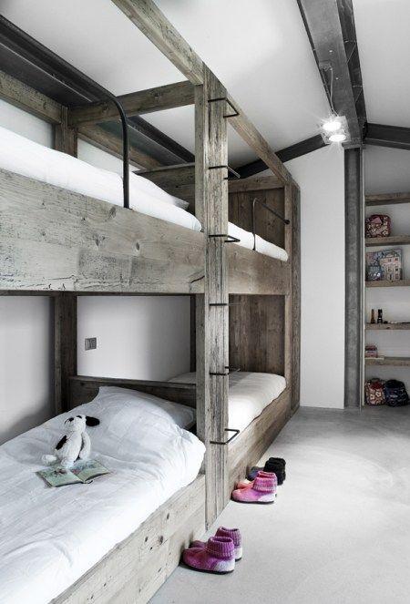 La Toscane En Béton PLANETE DECO A Homes World INTERIORS KIDS - Lit superpose design italien