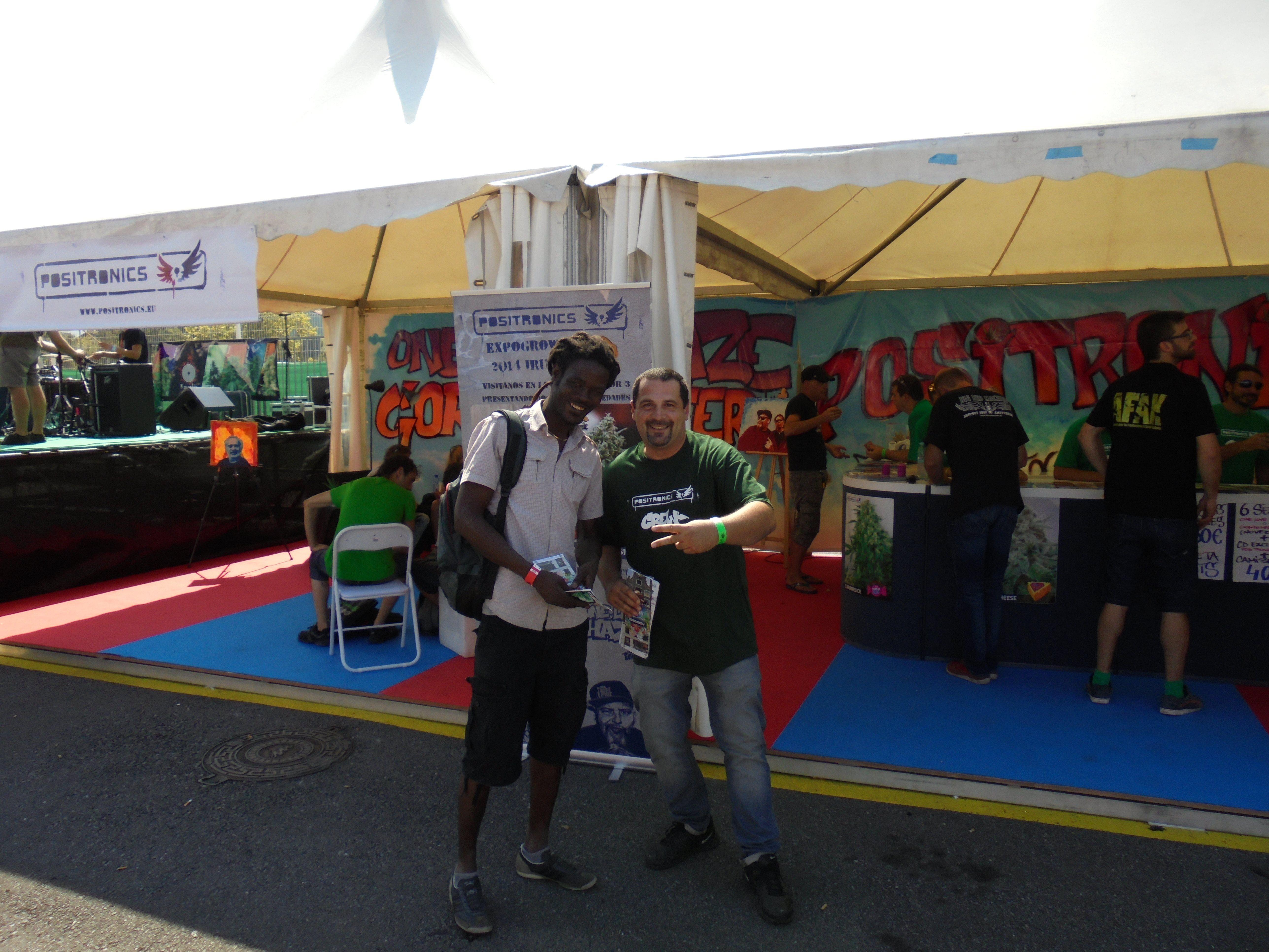 #w33daddict #Expogrow2014 #Irun #Euskadi
