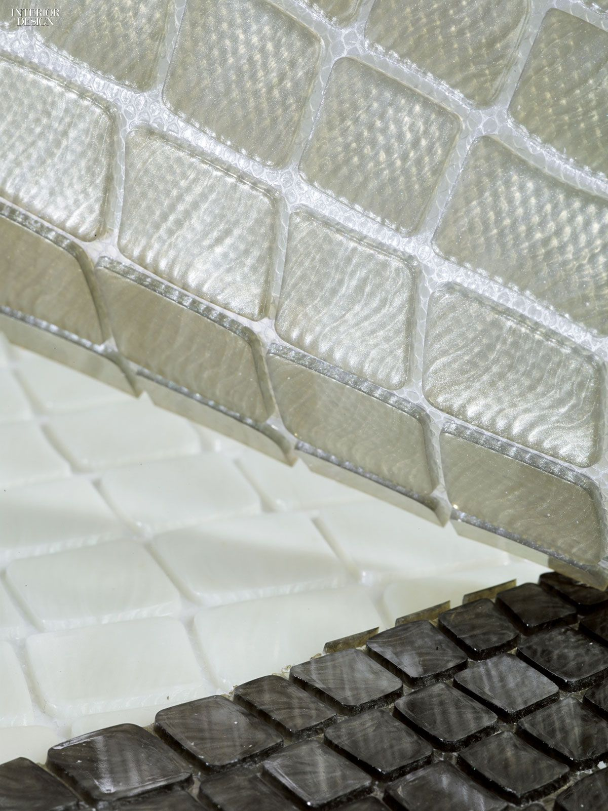 3. Material: Nile Croc. Manufacturer: Sonite Innovative Surfaces. Composition: Polyester.Photography by Paul Godwin.