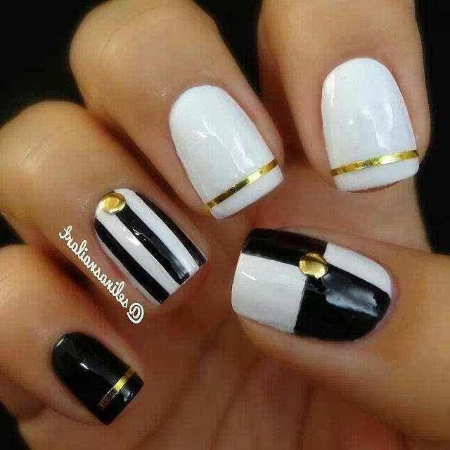 100 Nail Art Styles For 2016 New Style You 7