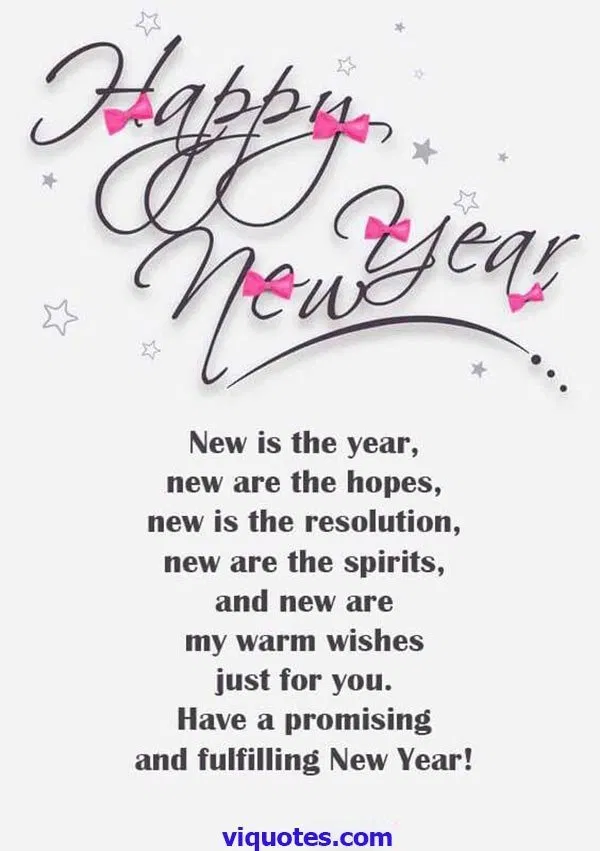 21 Happy New Year Poem Happy New Year Poem 2020 Happy New Year