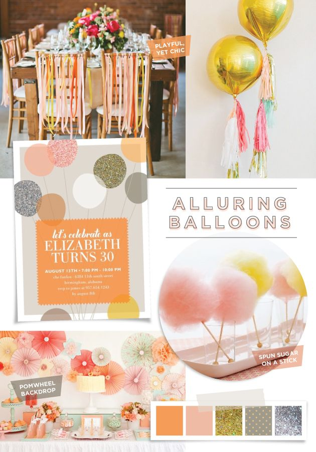 Girly Girl Party Ideas For A Grown Lady Adult Birthday Party