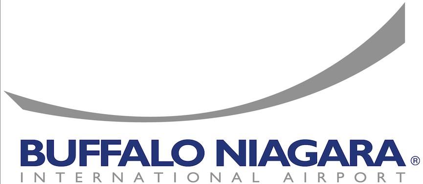Buffalo Niagara Intl Airport Logo Buf Airport Logo Airport Niagara