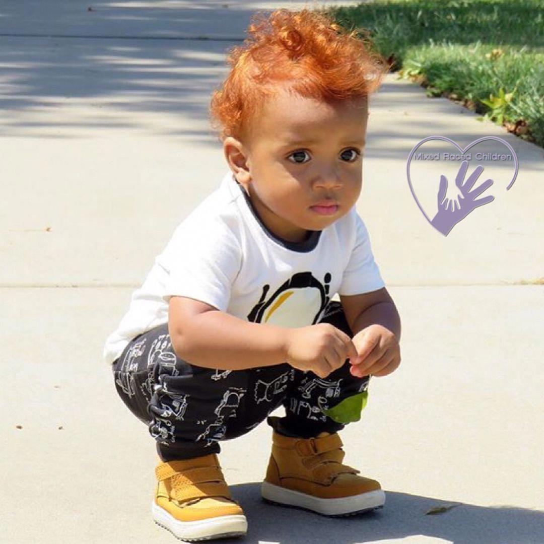 Kidsclothesline Red Hair Baby Ginger Babies Black Baby Boys