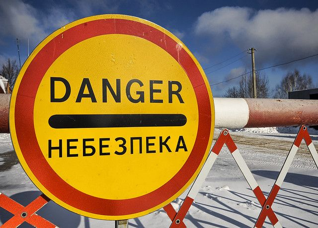 """Check out the study: """"Wildfires in Chernobyl-contaminated forests and risks to the population and the environment: A new nuclear disaster about to happen?"""""""