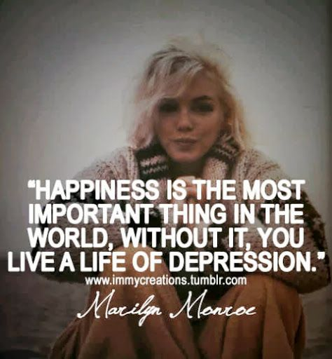 Short Marilyn Monroe Quotes: Marilyn Monroe Quotes