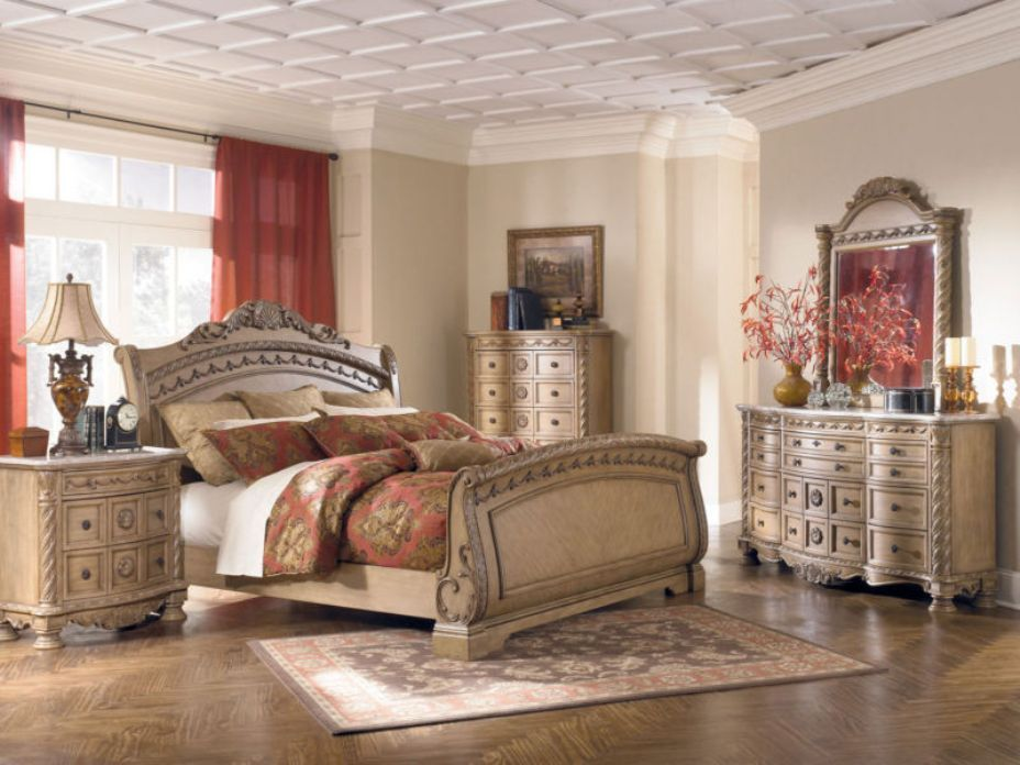 North Shore Sleigh Bedroom Set Price -   wwwendurethebear