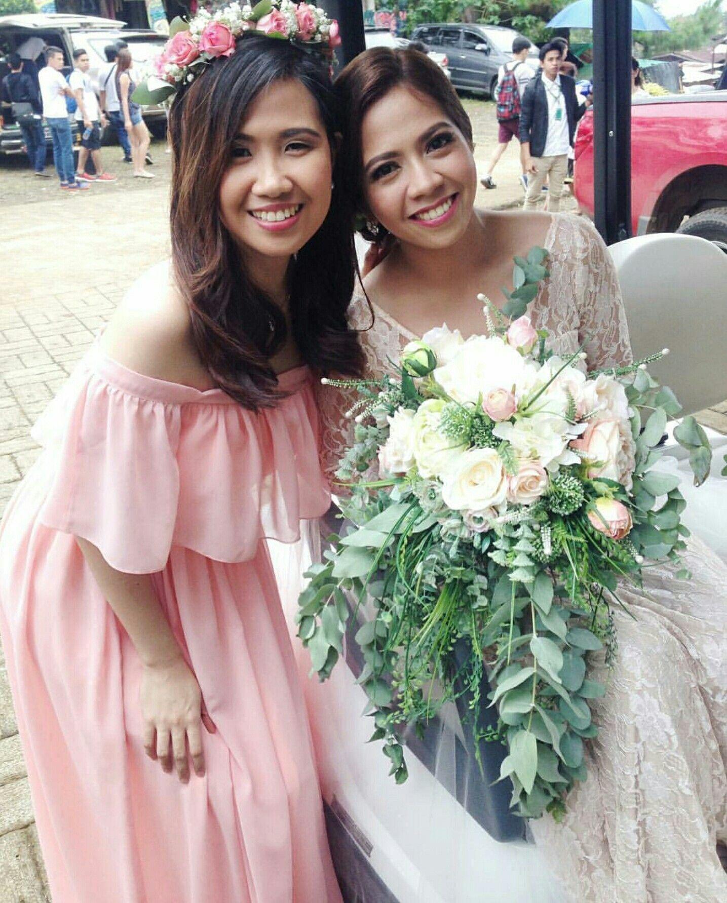 #maidofhonor #bestfriend #Ryehan2become1  #davaoweddings #weddingsph