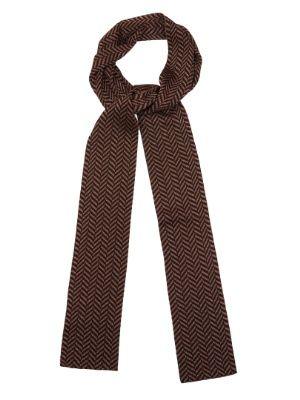 Chevron-knit scarf   Gucci   MATCHESFASHION.COM US